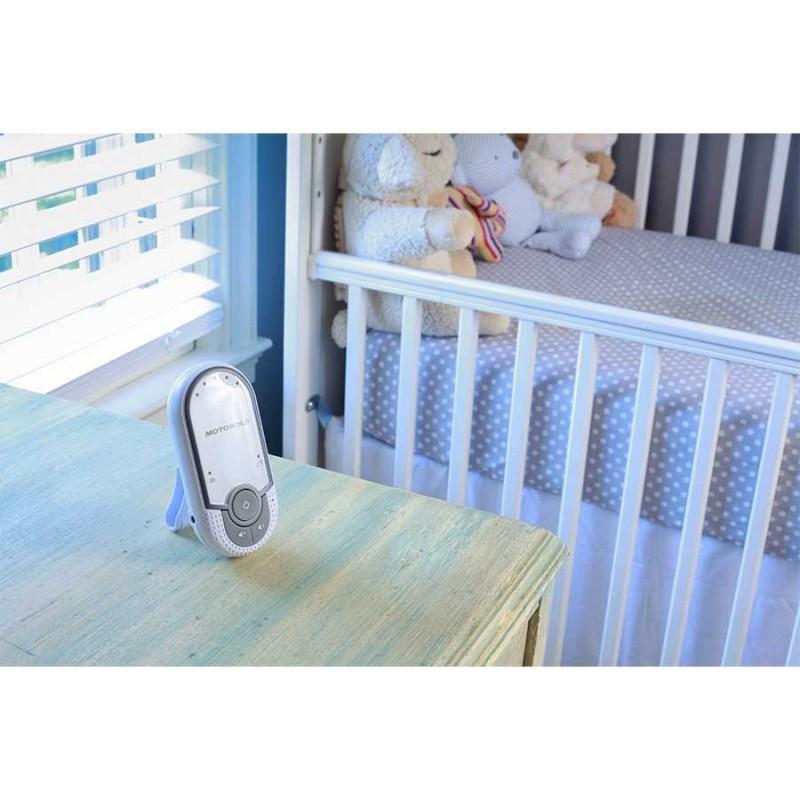 how to open motorola baby monitor