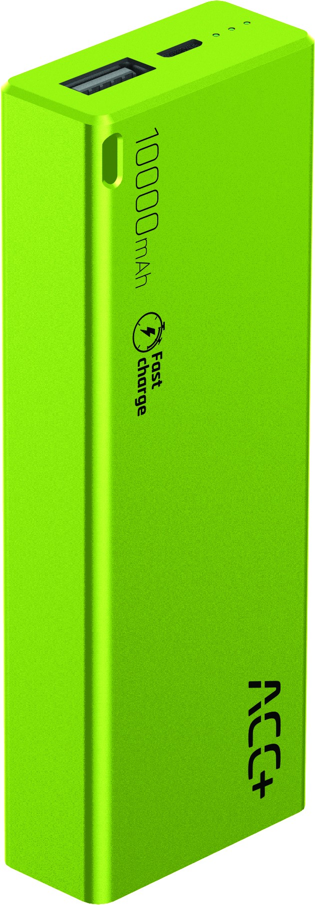 Power Bank ACC+ THIN 10000 mAh z systemem Fast Charge Zielony-img-2903
