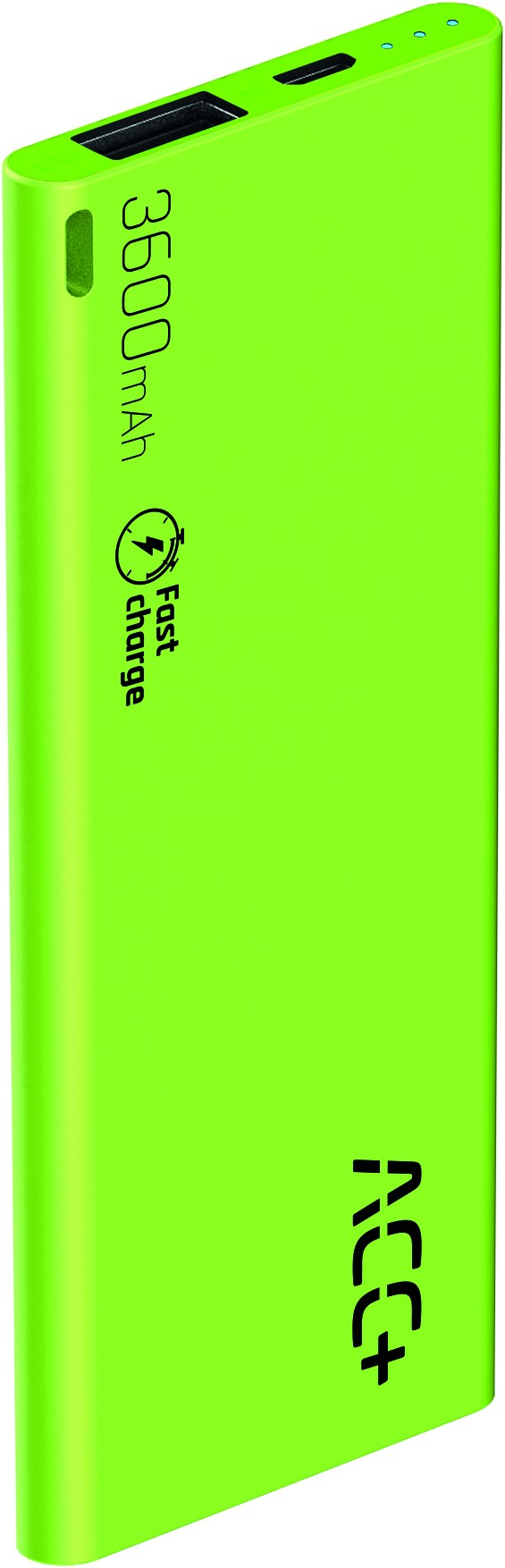 Power Bank ACC+ THIN 3600 mAh z systemem Fast Charge Zielony-img-2911