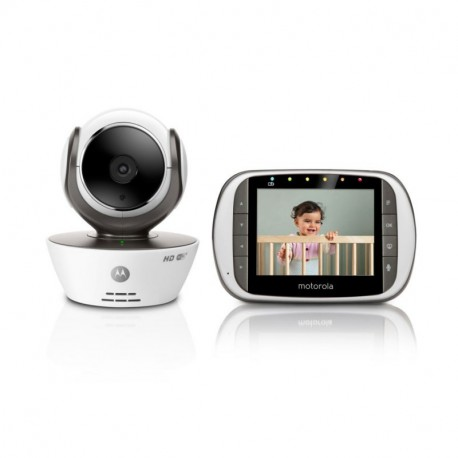 Baby Monitor MBP853 connect