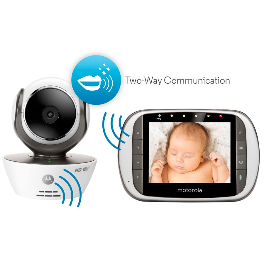Baby Monitor MBP853 connect-img-321