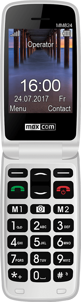 MAXCOM Comfort MM824 Czarny OUTLET-img-3448