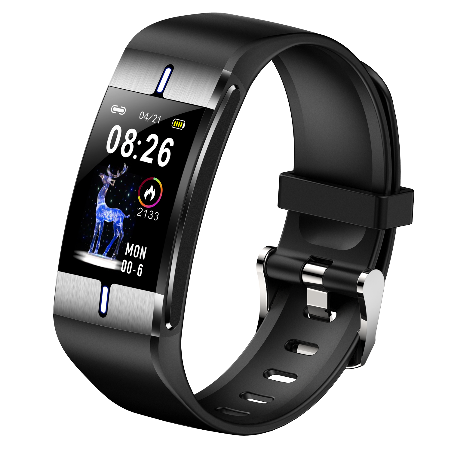 Smartband FW34 Silver-img-4359