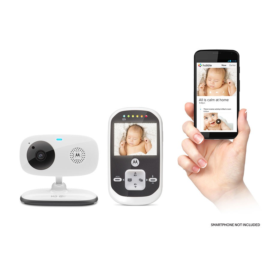 Baby Monitor MBP662 Connect-img-438