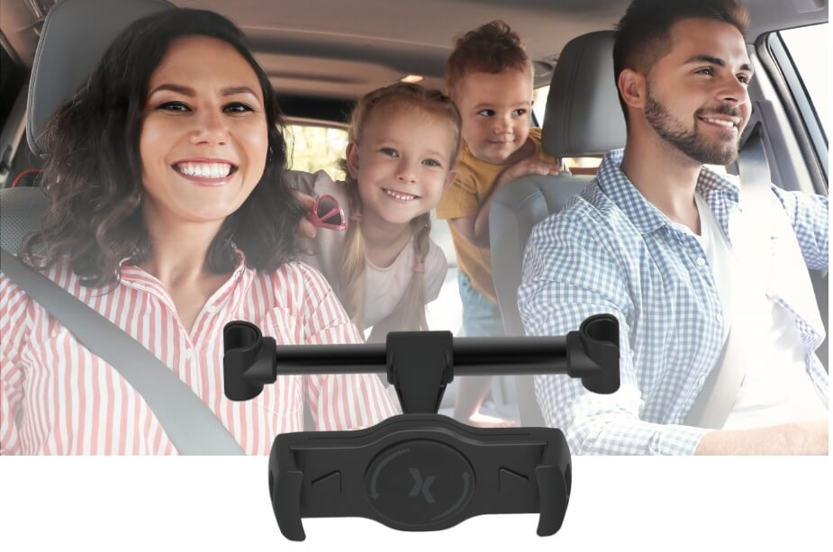 Uchwyt FunTab - Idealny uchwyt dla rodzin z dziećmi!