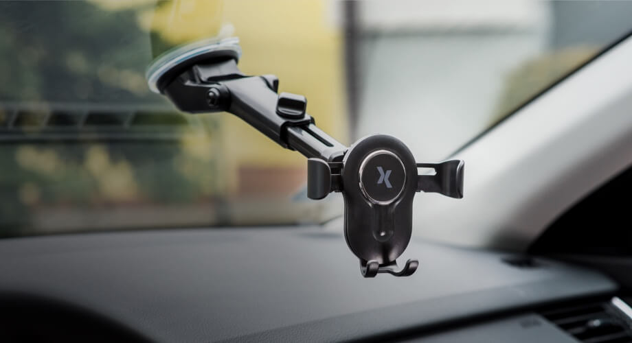 Gravity 3in1 - uchwyt samochodowy