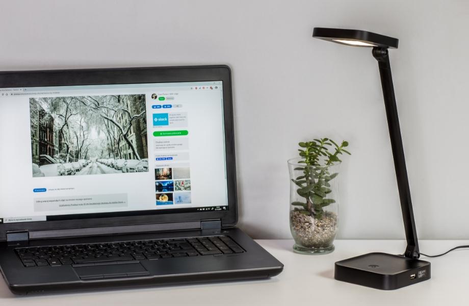 Lampka biurkowa LED Light ML1001 USB