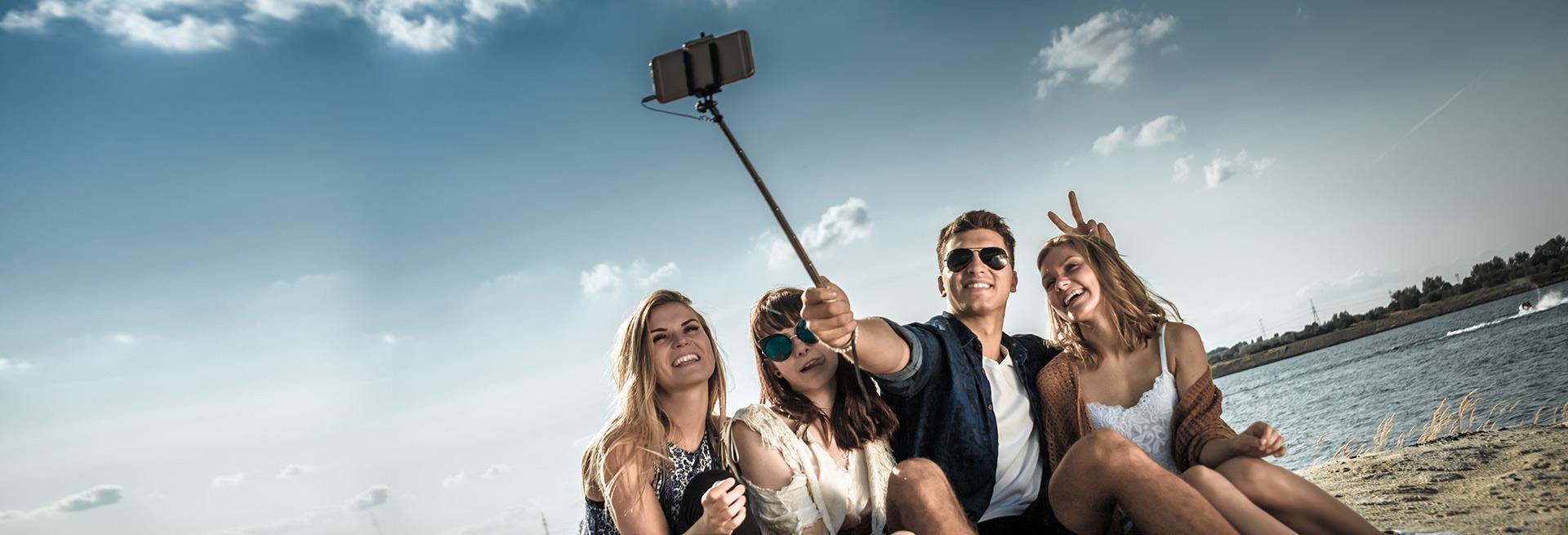MEIZU Kijek do selfie