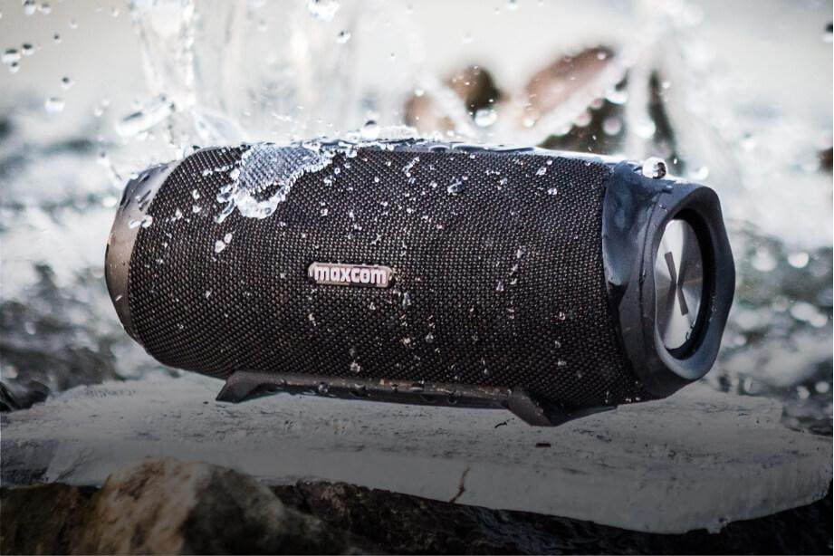 Glośnik MX301 Momotombo - wodoodporny, powerbank, głośny