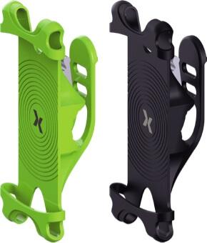 Shock Grip - Uchwyt rowerowy do smartfonów o wielkości od 4 do 6