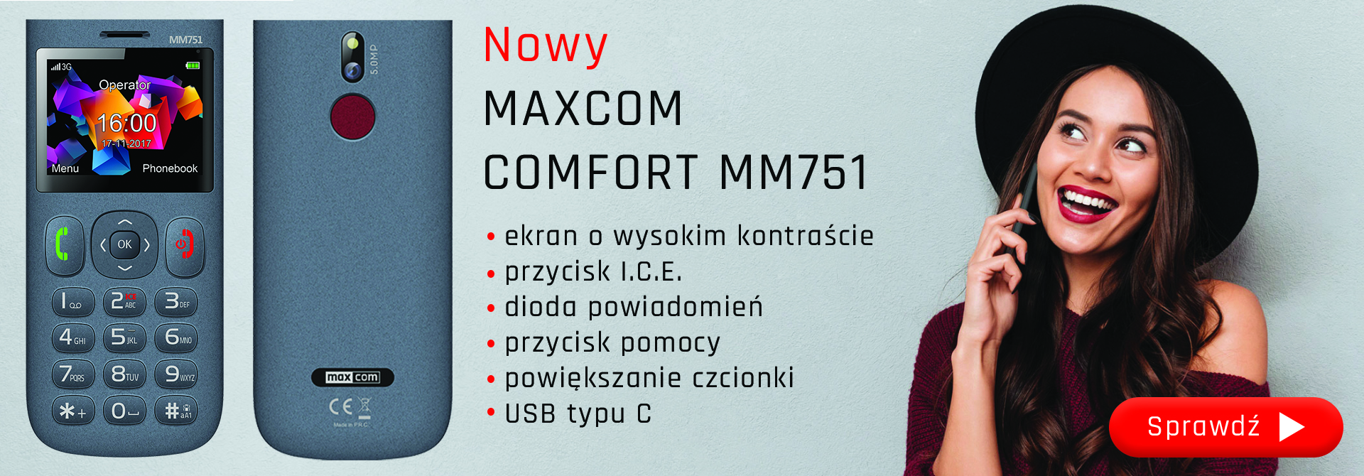 Nowy Classic mm236