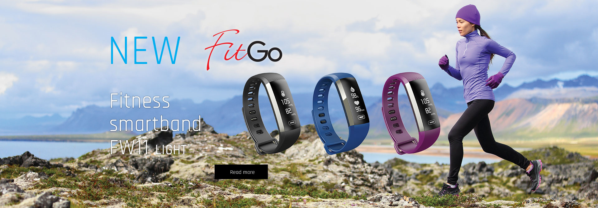 Fitgo Smartband FW11 Light
