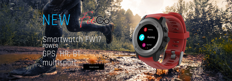 Fitgo Smartwatch FW17 Power