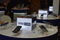 Maxcom na Targach Mobile World Congress