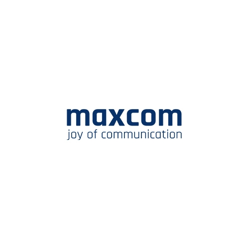 Maxcom presents new logo