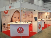 MOTOROLA BABY MONITORING NA TARGACH KID'S TIME