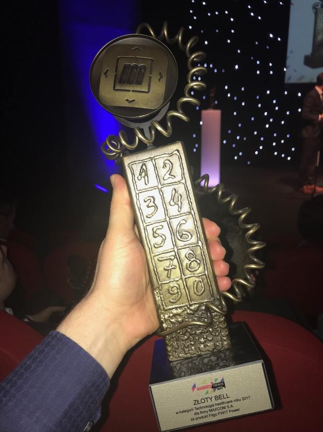 Zegarek FitGo FW 17 nagrodzony!
